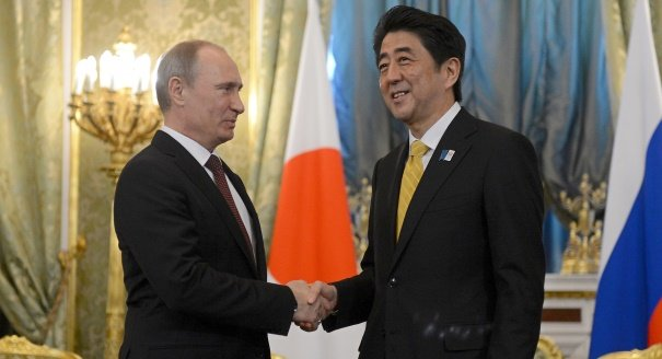 Moscow-Tokyo Anti-China Alliance Not Real