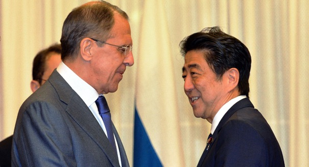 Will Japan and Russia Escape the New Cold War?