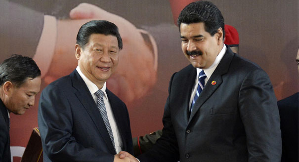 Crude Complications: Venezuela, China, and the United States