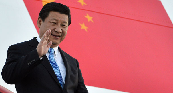 Guiding Principles of China's New Foreign Policy