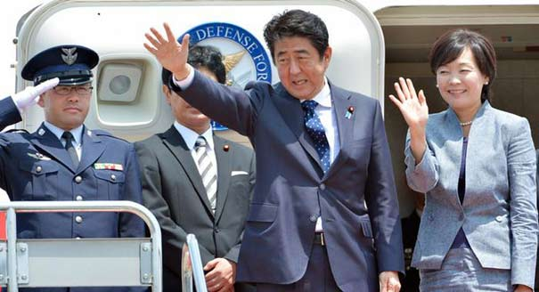 "Shinzo Abe's ""Unprecedented"" National Agenda"