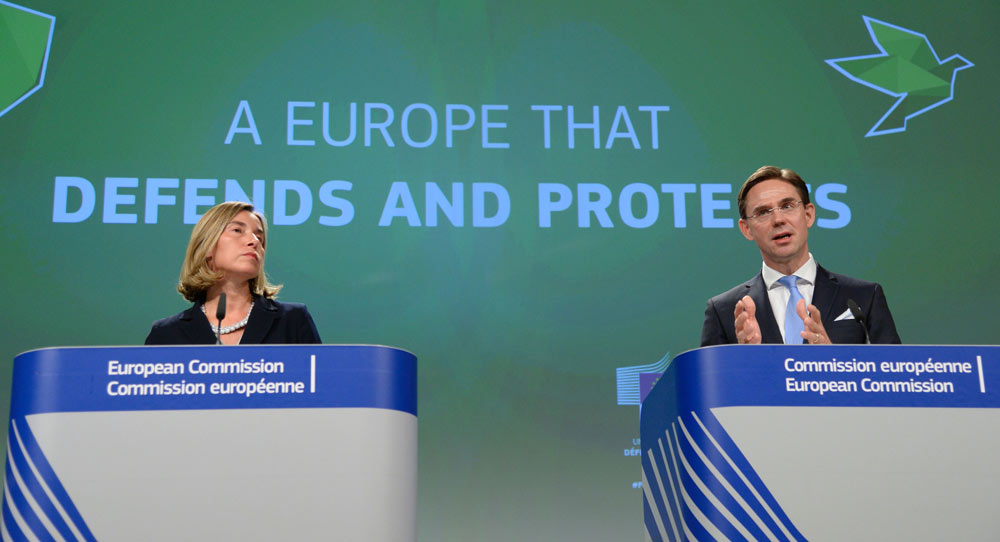 EU Defense Is Not Just for Diplomats