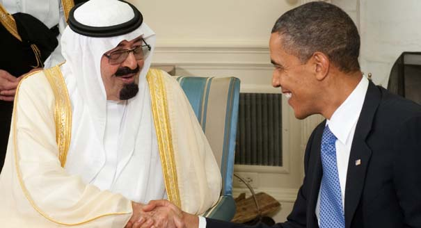 U.S.-Saudi Relations in the Shadow of the Arab Spr