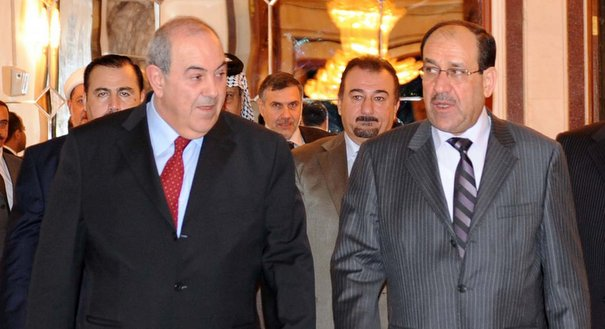 Maliki Attempts to Bolster His Power by Looking to