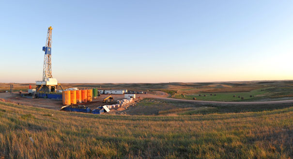 oil in Great Plains
