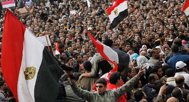 The Day of Anger—A New Protest Scene in Egypt