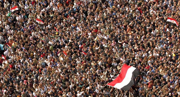 Egypt's Path Ahead: Agree to the People's Demands