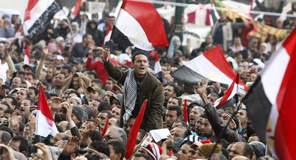 The Revolution in Cairo is a Serious Warning for t