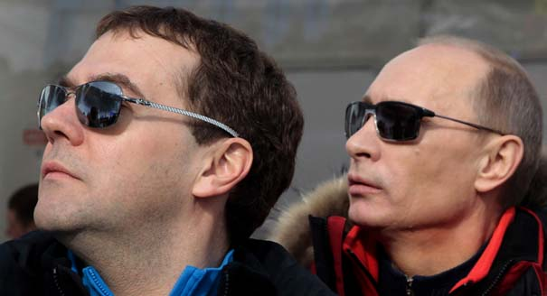 Mr. Medvedev, Mr. Putin, Beware the Ides of March!