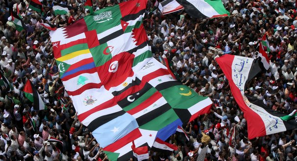 American and European Responses to the Arab Spring