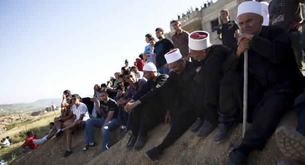As Syria Crumbles, Israel Woos the Golan Druze