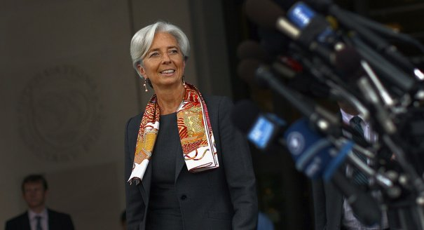 The Lagarde Consensus