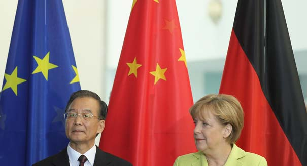 The Myths Surrounding the EU and China