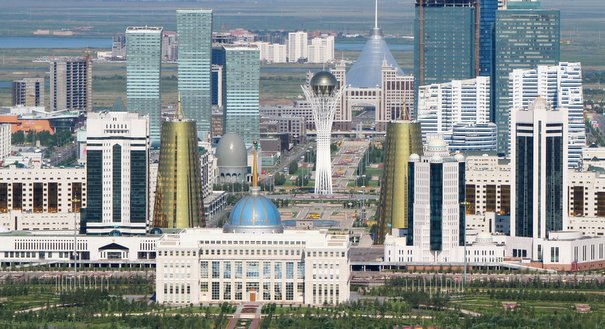 Kazakhstan at 20