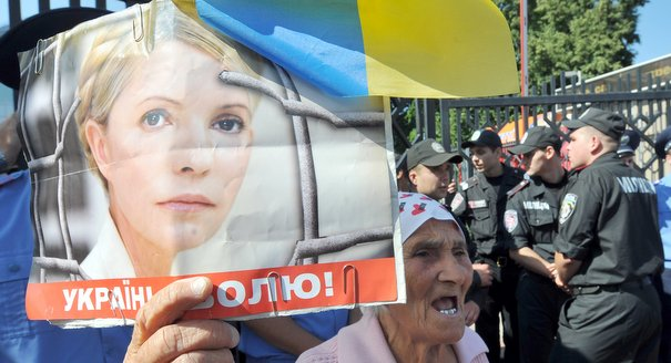 Tymoshenko's Arrest: Missed the Target