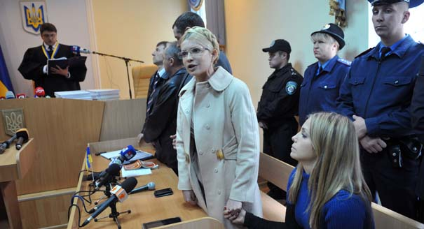 The Tymoshenko Verdict: A New Turning Point