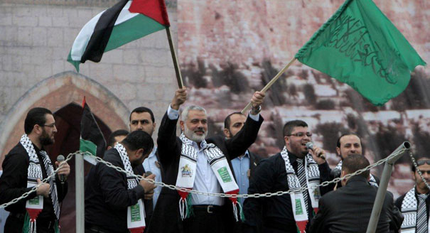 Five Myths About Hamas