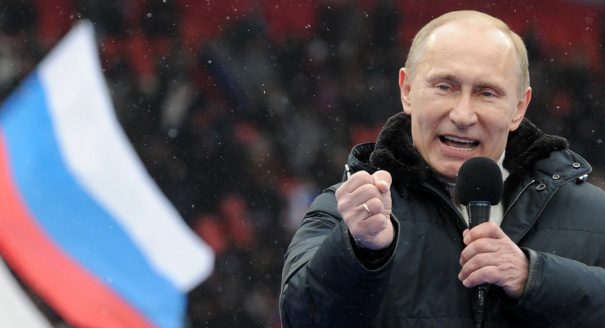Putin Threatens U.S. Arms Race With New Missiles Declaration
