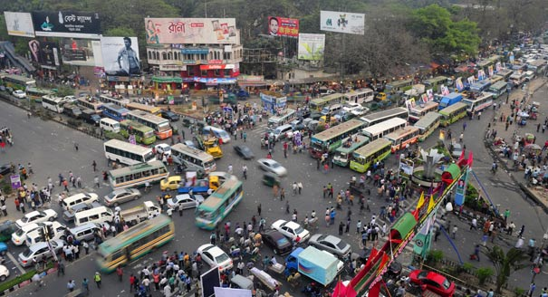transport problem solution in bangladesh Solution of mixed type transportation problem: dhaka-1342, bangladesh the formulation and solution of the transportation problems as a lp.