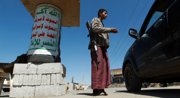Houthis on the Rise in Yemen
