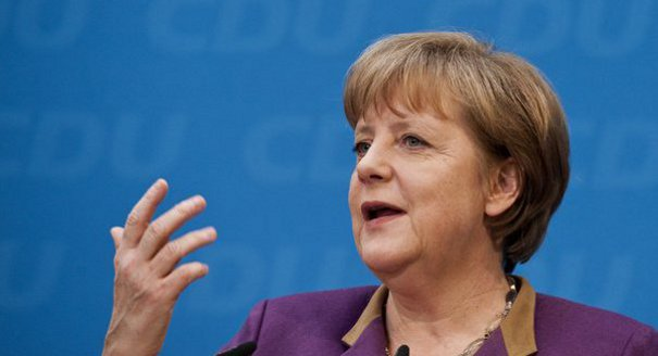 Why Merkel is So Stubborn