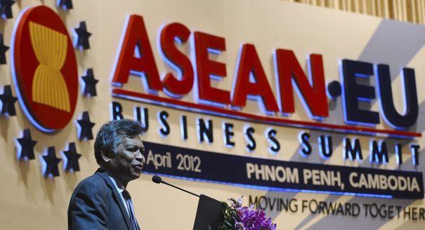 Security in Southeast Asia is Europe's Business too