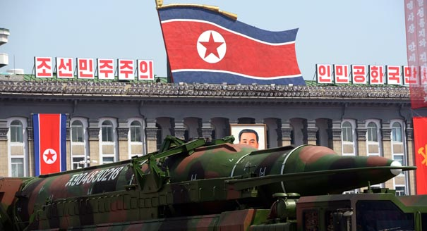 North Korea Preparing for Another Ballistic Missile Test