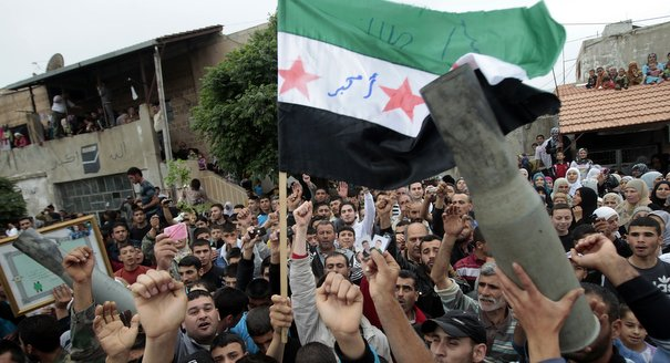 The Baath Party and the War in Syria: An Interview With Sami Moubayed