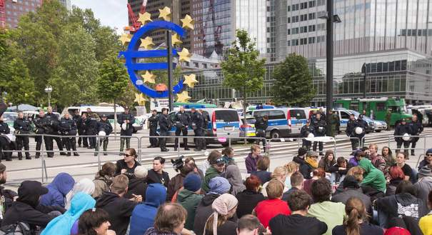Judy Asks: Is Merkel's Fight for Austerity Over?