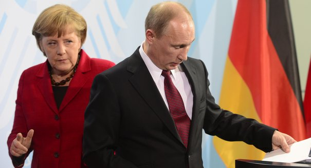 Is Germany Getting Tough on Russia?