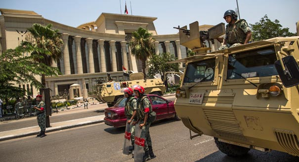 Rethinking Internal Security in Egypt