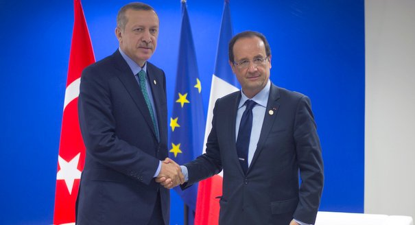 France-Turquie: Les conditions de la relance