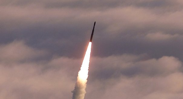 Intercept Attempt Fails in Missile Defense Test off Hawaii