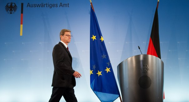 An Interview with Guido Westerwelle