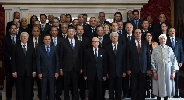 Tunisia's Unstable Majority Government