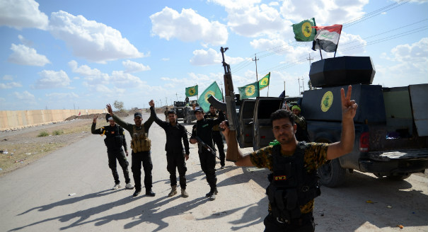 Abadi and the Militias' Political Offensive