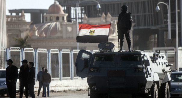 Repression in Egypt from Mubarak to Sisi