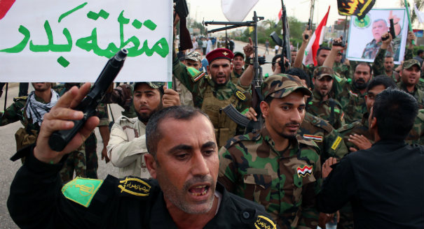 Badr at the Forefront of Iraq's Shia Militias