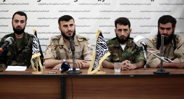 Changes in Syria's Armed Opposition