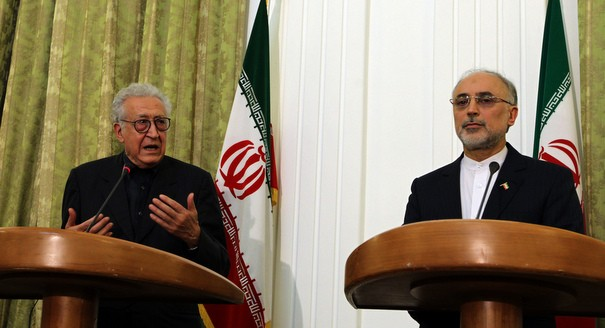 Can Iran Go to Geneva II Without Endorsing Geneva I?