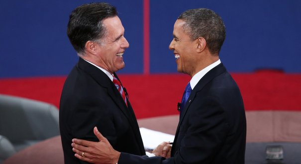 Judy Asks: Who's Better for Europe: Obama or Romney?