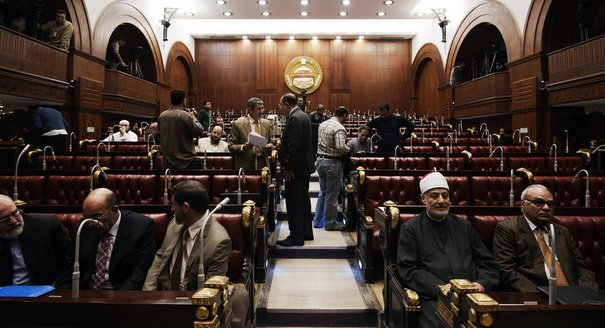 The Battle Over Appointing Judges in Egypt