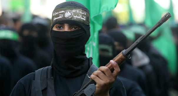 Hamas, the Islamic State, and the Gaza–Sinai Crucible