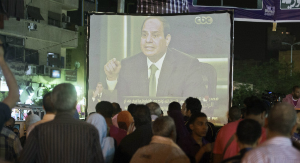 Sisi Sours on the Media
