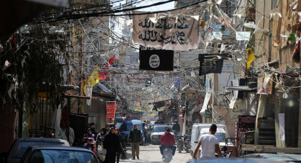 Negotiating Jihad in Ain al-Hilweh