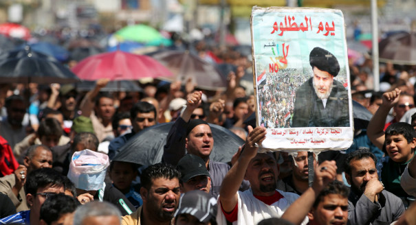 Iraq's Fake Populism and Anti-sectarianism