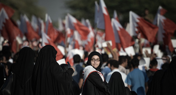 Bahrain's Shifting Sands