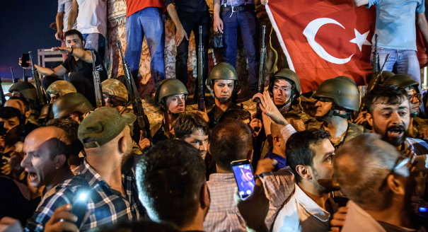 Lessons from the Turkish Coup Attempt