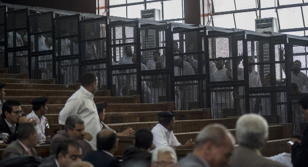 The Expanding Jurisdiction of Egypt's Military Courts