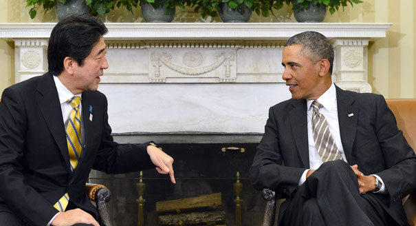 Obama's Quiet Priority in Japan: The East China Sea